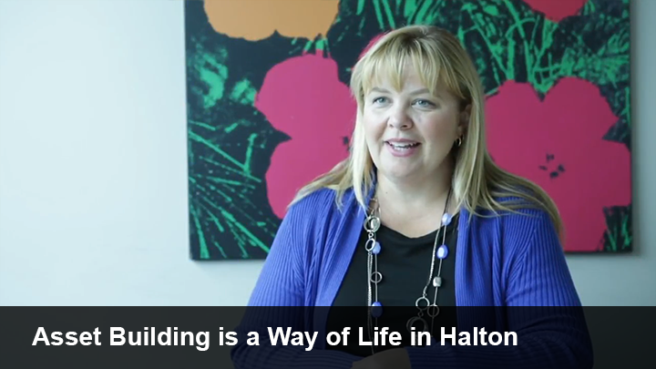 Asset Building is a Way of Life in Halton Video