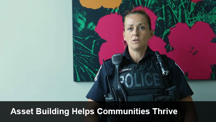 Asset Building Helps Communities Thrive Video