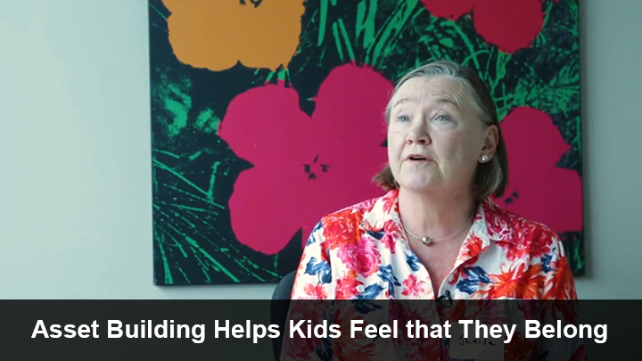 Asset Building Helps Kids Feel that They Belong Video